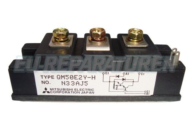 Weiter zum Artikel: MITSUBISHI ELECTRIC QM50E2Y-H TRANSISTOR MODULE
