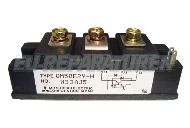 VORSCHAU: MITSUBISHI ELECTRIC QM50E2Y-H TRANSISTOR MODULE