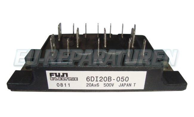 Weiter zum Artikel: FUJI ELECTRIC 6DI20B-050 TRANSISTOR MODULE