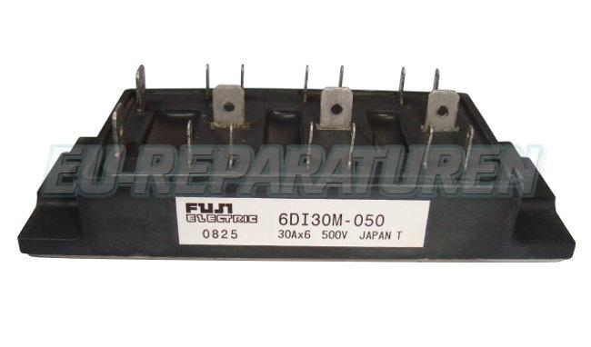 Weiter zum Artikel: FUJI ELECTRIC 6DI30M-050 TRANSISTOR MODULE