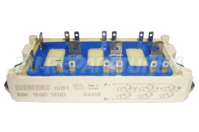 SHOP, Kaufen: SIEMENS BSM15GD120D IGBT MODULE