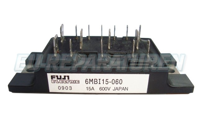 Weiter zum Artikel: FUJI ELECTRIC 6MBI15-060 IGBT MODULE