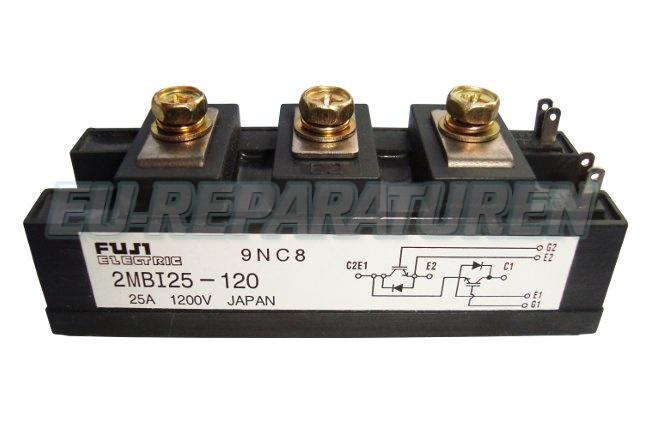 Weiter zum Artikel: FUJI ELECTRIC 2MBI25-120 IGBT MODULE