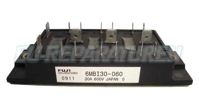 Weiter zum Artikel: FUJI ELECTRIC 6MBI30-060 IGBT MODULE