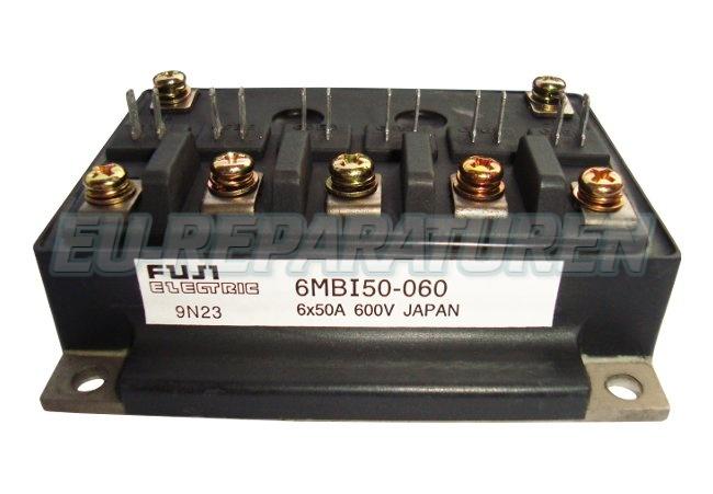 Weiter zum Artikel: FUJI ELECTRIC 6MBI50-060 TRANSISTOR MODULE