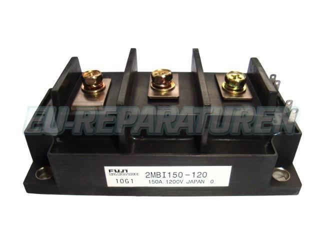 Weiter zum Artikel: FUJI ELECTRIC 2MBI150-120 IGBT MODULE