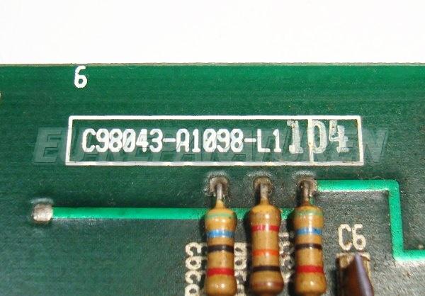 VORSCHAU: SIEMENS C98043-A1098-L11 BOARD