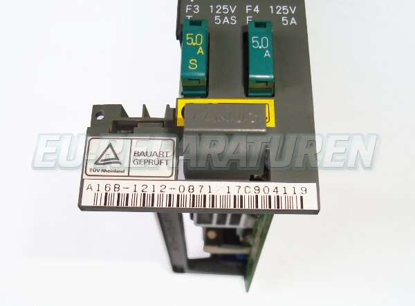 SHOP, Kaufen: FANUC A16B-1212-0871 POWER SUPPLY