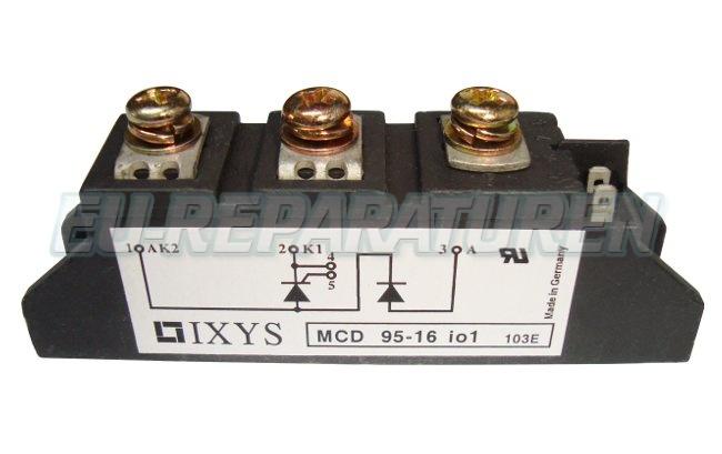 Weiter zum Artikel: IXYS MCD95-16IO1 THYRISTOR MODULE