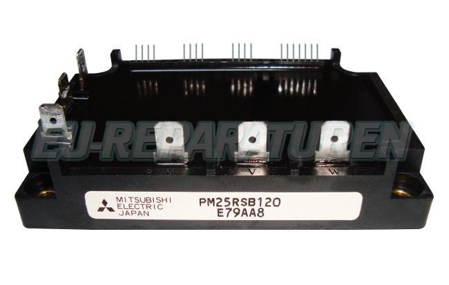Weiter zum Artikel: MITSUBISHI ELECTRIC PM25RSB120 IGBT MODULE