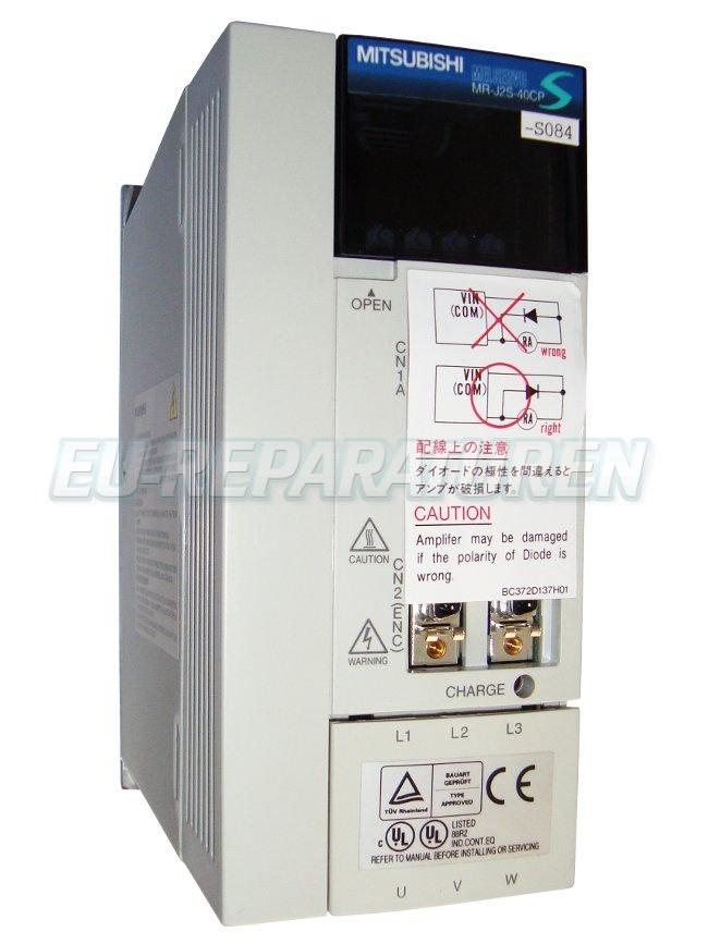 SHOP, Kaufen: MITSUBISHI ELECTRIC MR-J2S-40CP-S084 FREQUENZUMFORMER