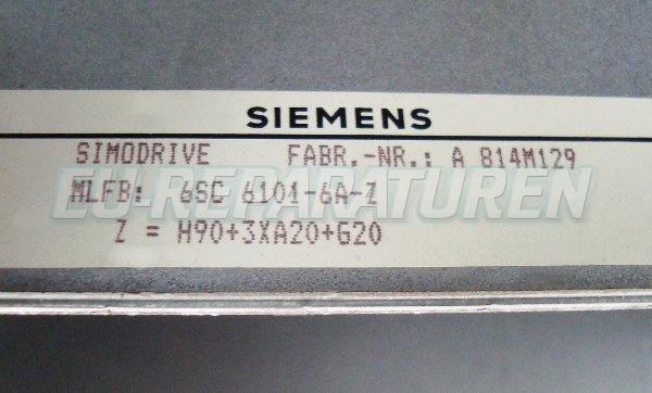 VORSCHAU: SIEMENS 6SC6101-6A-Z SONSTIGES