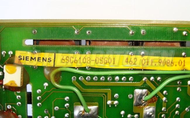 SHOP, Kaufen: SIEMENS 6SC6108-0SG01 BOARD