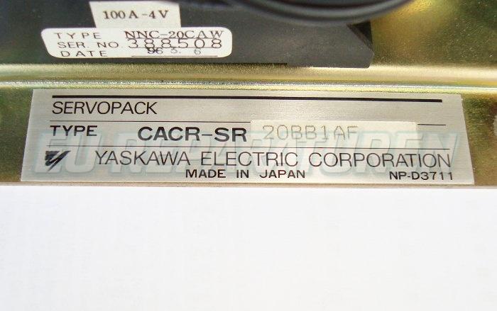 SHOP, Kaufen: YASKAWA CACR-SR20BB1AF FREQUENZUMFORMER