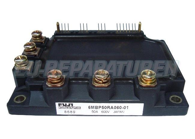 Weiter zum Artikel: FUJI ELECTRIC 6MBP50RA060-01 IGBT MODULE