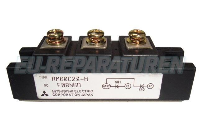 Weiter zum Artikel: MITSUBISHI ELECTRIC RM60C2Z-H DIODEN MODULE