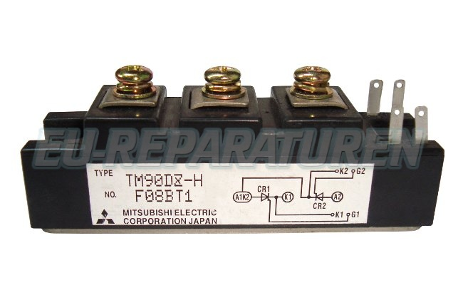 Weiter zum Artikel: MITSUBISHI ELECTRIC TM90DZ-H THYRISTOR MODULE