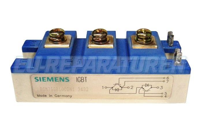 Weiter zum Artikel: SIEMENS BSM75GB100DN1 IGBT MODULE