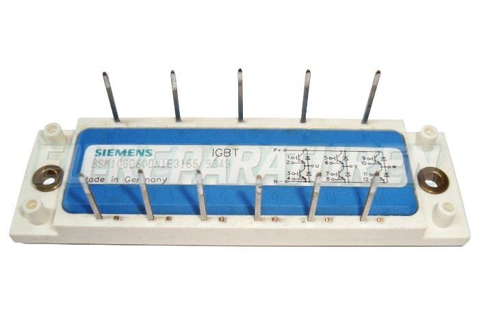 Weiter zum Artikel: SIEMENS BSM10GD60DN1E3165 IGBT MODULE