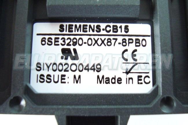 SHOP, Kaufen: SIEMENS 6SE3290-0XX87-8PB BEDIENPANEL