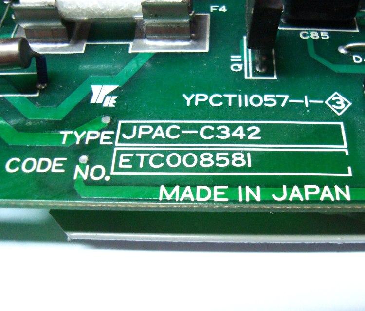 SHOP, Kaufen: YASKAWA JPAC-C342 BOARD