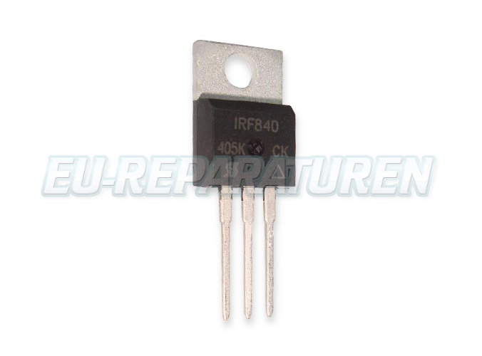 VORSCHAU: FAIRCHILD SEMICONDUCTOR IRF840 TRANSISTOR