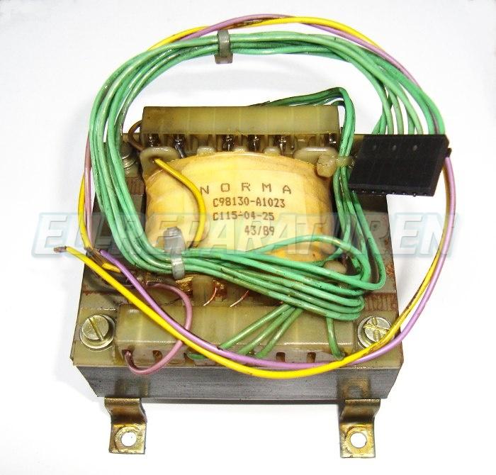 SHOP, Kaufen: SIEMENS C98130-A1023-C115 TRANSFORMATOR