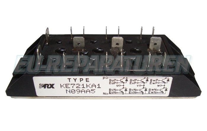 VORSCHAU: POWEREX KE721KA1 TRANSISTOR MODULE