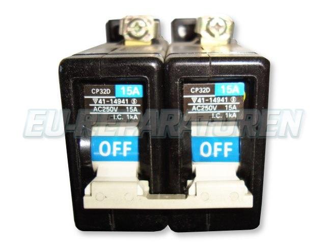 Weiter zum Artikel: FUJI ELECTRIC CP32D-15A KONTAKTOR