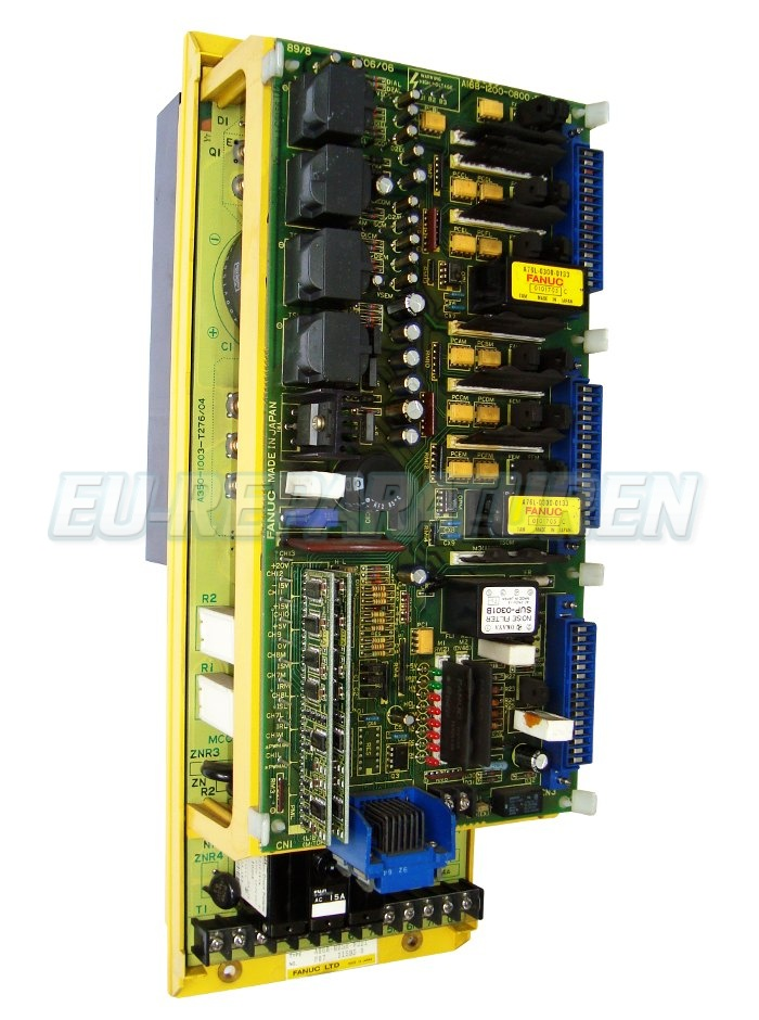 SHOP, Kaufen: FANUC A06B-6058-H221 FREQUENZUMFORMER