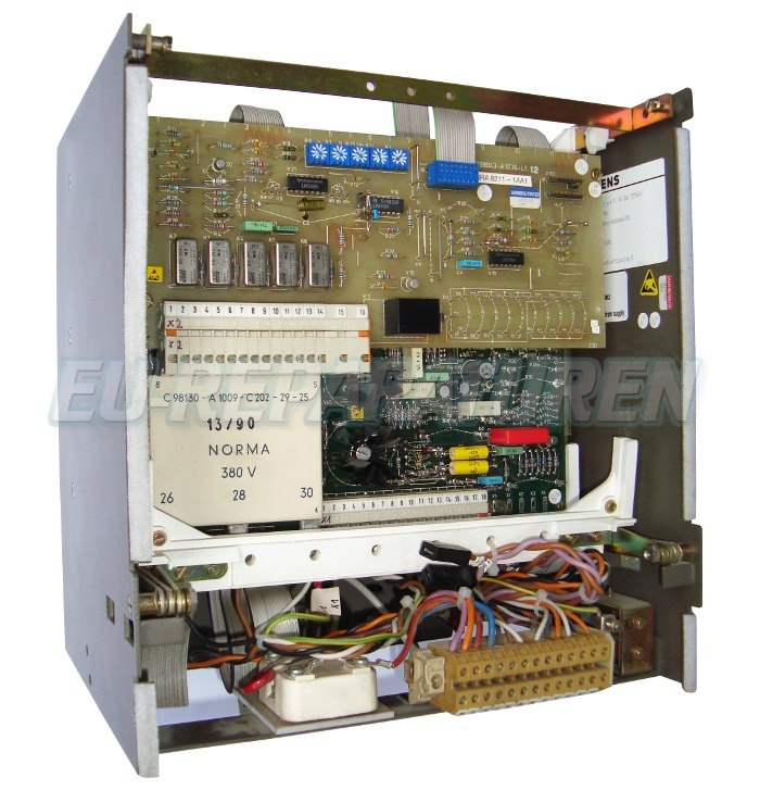 SHOP, Kaufen: SIEMENS 6RA2122-6DV66-0 DC-DRIVE