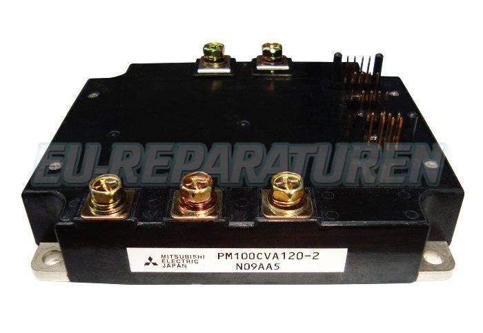 Weiter zum Artikel: MITSUBISHI ELECTRIC PM100CVA120-2 IGBT MODULE