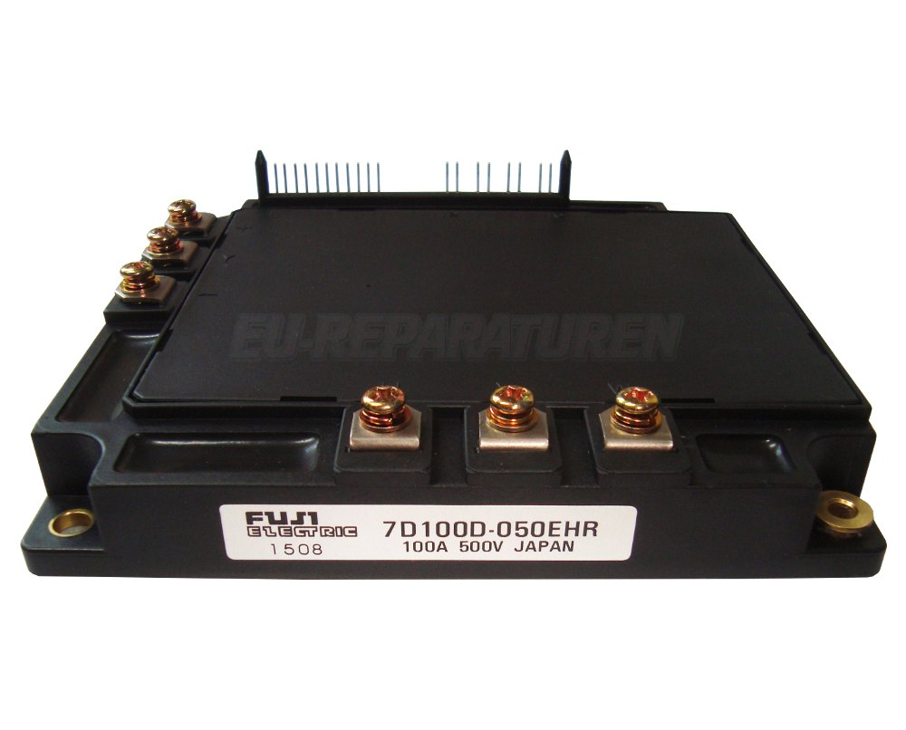 Weiter zum Artikel: FUJI ELECTRIC 7D100D-050EHR IGBT MODULE