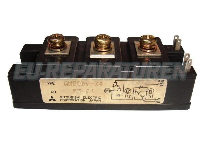 Weiter zum Artikel: MITSUBISHI ELECTRIC QM50DY-24 TRANSISTOR MODULE