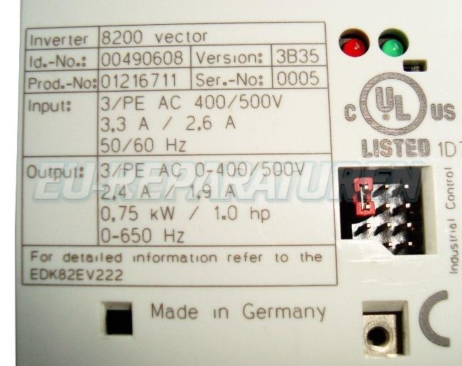 SHOP, Kaufen: LENZE E82EV751_4C FREQUENZUMFORMER