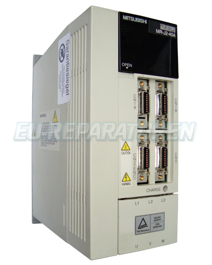 SHOP, Kaufen: MITSUBISHI ELECTRIC MR-J2-40A FREQUENZUMFORMER