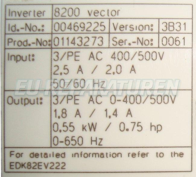 SHOP, Kaufen: LENZE E82EV551_4C200 FREQUENZUMFORMER