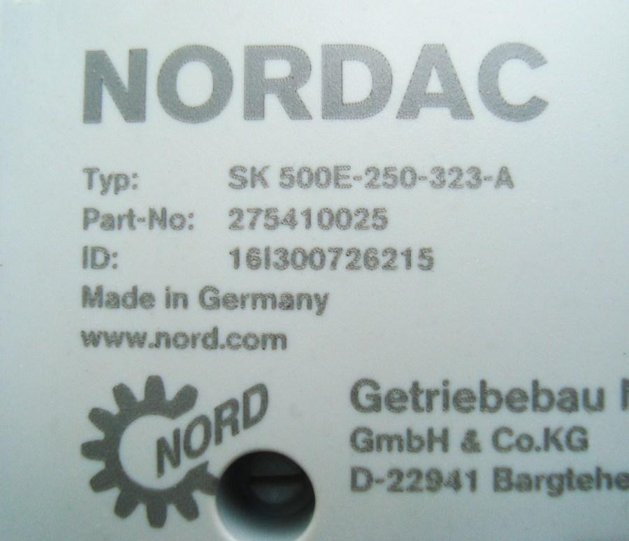 SHOP, Kaufen: GETRIEBEBAU NORD SK500E-250-323-A FREQUENZUMFORMER