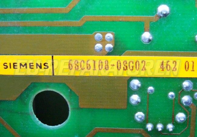 SHOP, Kaufen: SIEMENS 6SC6108-0SG02 BOARD