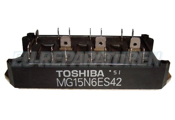 VORSCHAU: TOSHIBA MG15N6ES42 IGBT MODULE