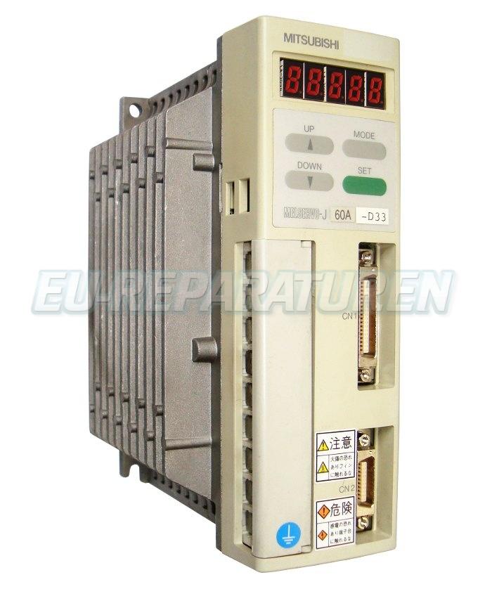 VORSCHAU: MITSUBISHI ELECTRIC MR-J60A-D33 FREQUENZUMFORMER