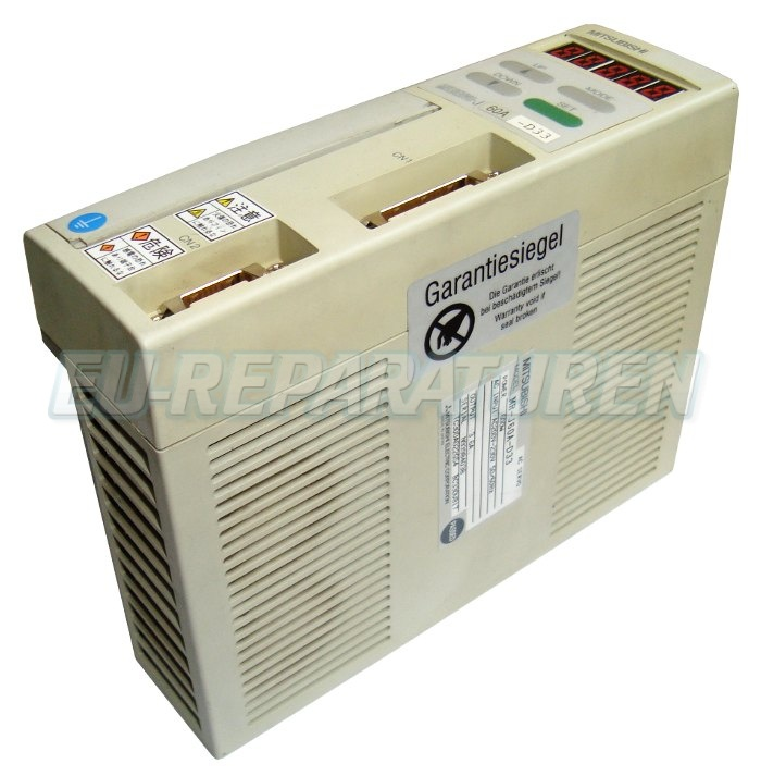 SHOP, Kaufen: MITSUBISHI ELECTRIC MR-J60A-D33 FREQUENZUMFORMER