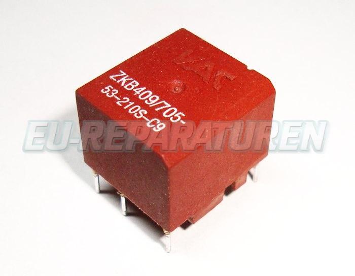 Weiter zum Artikel: SIEMENS ZKB409/705-53-210S-C9 TRANSFORMATOR