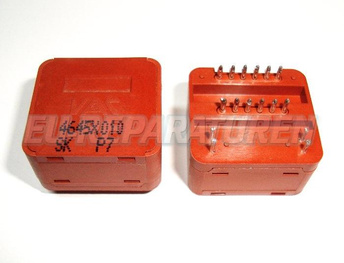 Weiter zum Artikel: VAC 4645X010 TRANSFORMATOR
