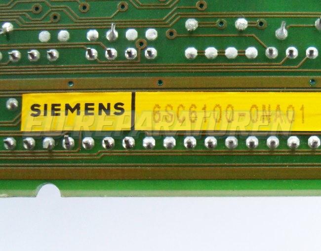 SHOP, Kaufen: SIEMENS 6SC6100-0NA01 BOARD