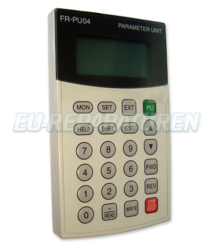 SHOP, Kaufen: MITSUBISHI ELECTRIC FR-PU04 BEDIENPANEL