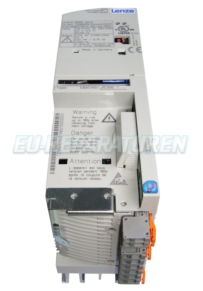 SHOP, Kaufen: LENZE E82EV551_2C200 FREQUENZUMFORMER