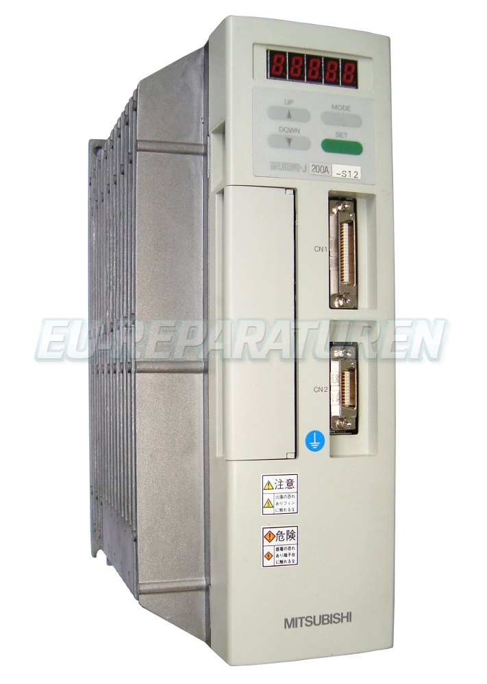 SHOP, Kaufen: MITSUBISHI ELECTRIC MR-J200A-S12 FREQUENZUMFORMER