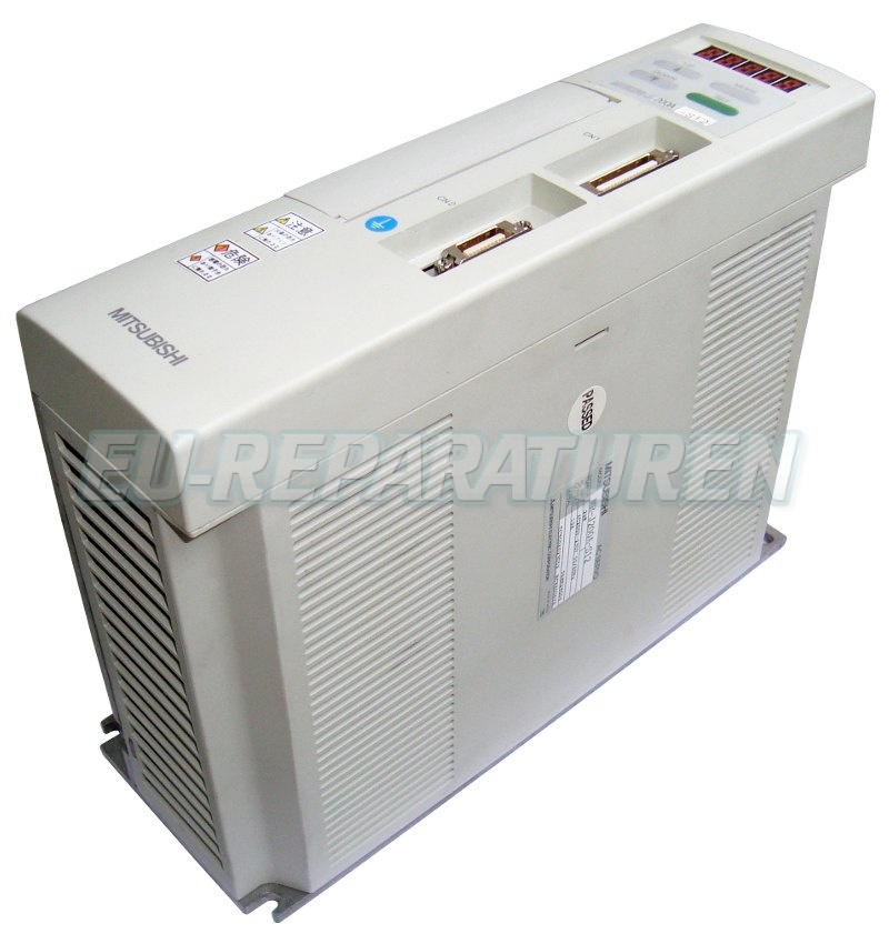 VORSCHAU: MITSUBISHI ELECTRIC MR-J200A-S12 FREQUENZUMFORMER
