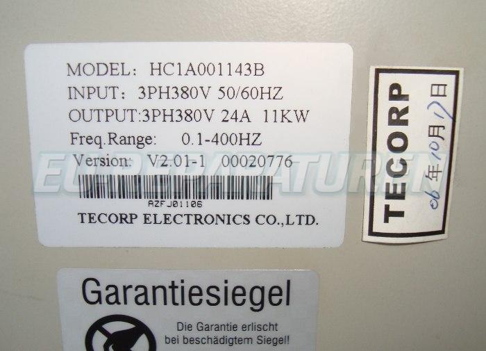 SHOP, Kaufen: TECORP HC1A001143B FREQUENZUMFORMER